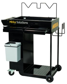 Solution Trolley für Industriesauger  VPE: 1 Stck/Pack
